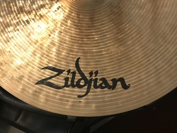 """Selling with online payment: Zildjian 22"""" K Constantinople Medium Thin Ride Low"""