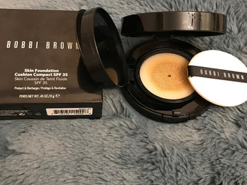 Venta: Cushion de bobbi Brown. Dos usos
