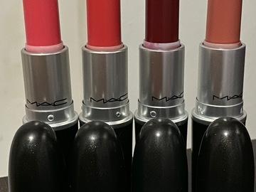 Venta: Lote labiales MAC