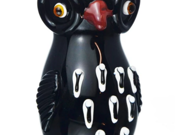 Post Products:  Glass Owl Pipe
