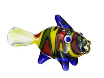 Post Products:  Clown Fish Pipe Chillum