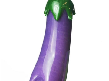 Post Products:  Eggplant Pipe