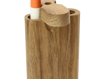 Post Products: SMOKEA Wood Twist Top Dugout