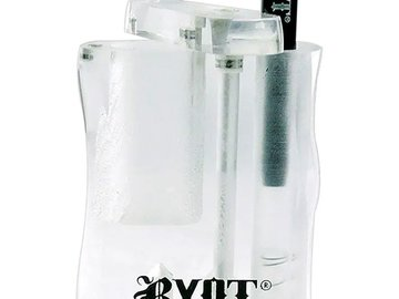 Post Products: RYOT Small Acrylic Magnetic Taster Box Dugout w/ One Hitter