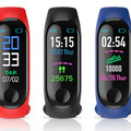 Buy Now: 50 PCS M4 Smart  Sport  Fitness Watch