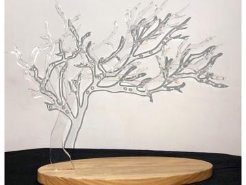 : Jewellery tree