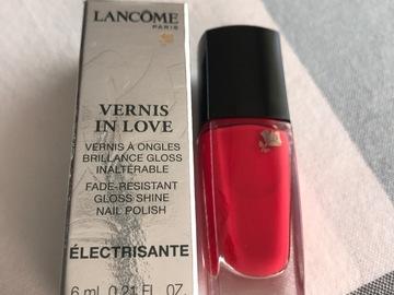Venta: Lancome vernis in love