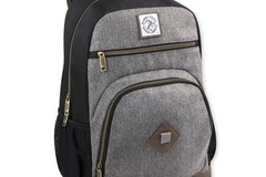 Buy Now: 24 x 19 Inch Summit Ridge Vinyl Base Backpack With Laptop Sl