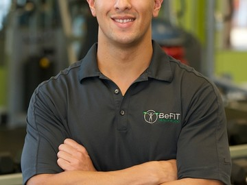 Service: Personal Trainer and Health Coach