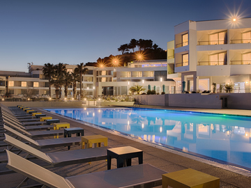 Vente: Chèque cadeau Spa hôtel NH Nhow à Marseille (130€)