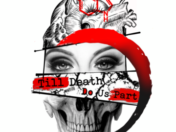 Tattoo design: Till death do us part