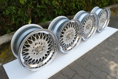 Selling: BBS RA222/223  Mahle 7x16 ET11 and 8x16 ET24 / pcd 5x120