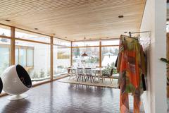 Renting out: Työhuone ihastuttavassa, arkkitehtoonisesti upeassa talossa