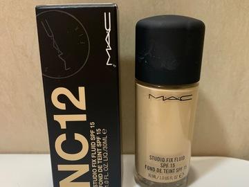 Venta: MAC Studio Fix NC12 NUEVA