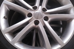 Selling: 225/50R18 off a dodge journey