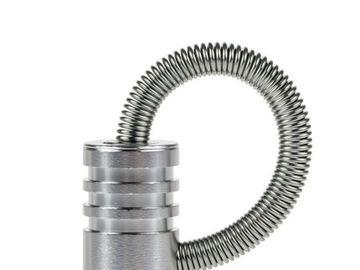 Post Now:  Metal Twister Spring Pipe | Medium