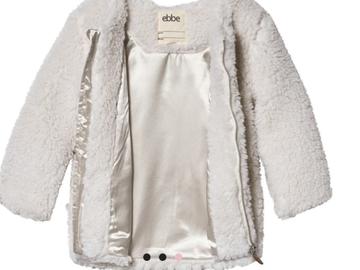 Selling: Darcy Terry Fleece Jacket(orgprice60€)
