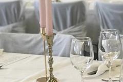 Ilmoitus: Kultaiset kynttilänjalat