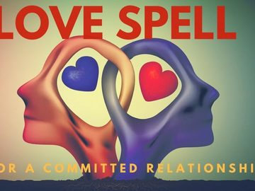 Selling: Love spells for relationship problems