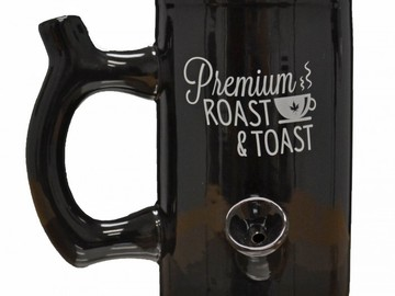 Post Products:  Smoke Espresso - 2 In 1 Roast and Toast Mug