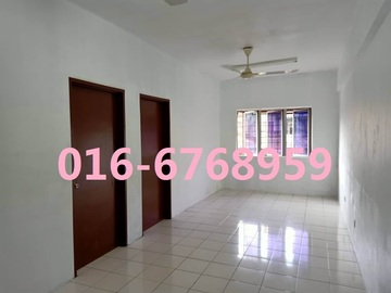 For sale: Block H Apartment, Taman Sinaran