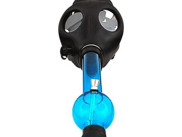 Post Now:  Gas Mask With Water Pipe