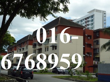 For sale: Pandan Jaya Block L Flat