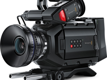 Vermieten: BLACKMAGIC URSA Mini 4K Digital Cinema Camera