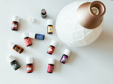Workshops & Events (Per hour pricing): Aromatherapy Bar