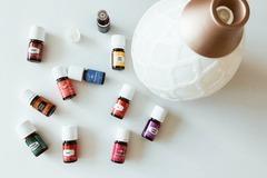 6 Credits: Aromatherapy Bar