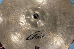 SOLD!: SOLD! Set of Bosphorus Cymbals early 2000's