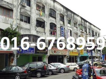 For sale: Pandan Jaya 4 storey shop lot