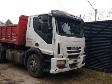 En alquiler: Alquilo camion vuelco Bilateral