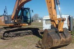 En alquiler: Alquilo excavadora 24 ts