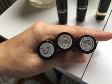 Venta: 3 labiales lip intensity de Mac