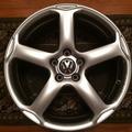Selling: VW Karthoum Wheel Set - 18X8