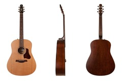 Renting out: Seagull S6 Acoustic Guitar