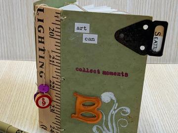 Workshop Angebot (Termine): Mini Index Buch