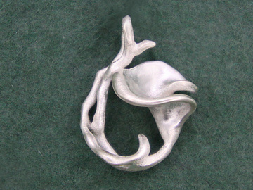 :  pendant(without chain)