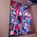 Buy Now: 20 new patriotic yard windmills, flags, yard sticks
