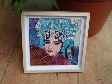 : Cantonese Opera - Art Print