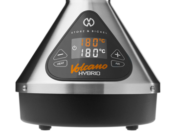 Post Now: Volcano Hybrid Vaporizer