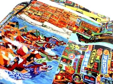 : Hong Kong Memories - Beach Towel