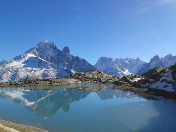 Request for a quote: Tour du Mont-Blanc - TMB - France