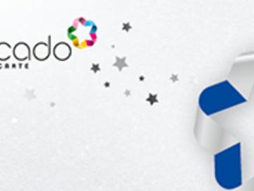 Vente: Carte CADO Store (3 x 50€)