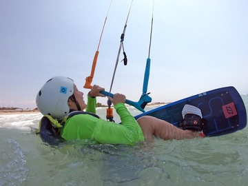 Course: Basic personalized Kiteboarding Course