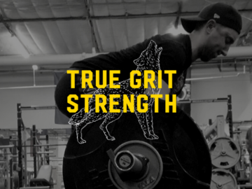 Service: Certified Functional Strength Coach