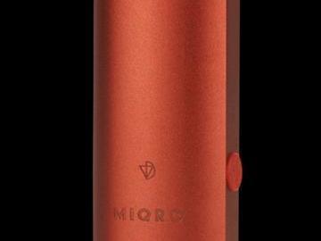 Post Products: Da Vinci MIQRO Portable Dry Herb Vaporizer