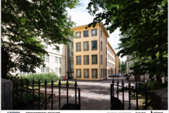 Cultural Space: Harjoitustila Hietalahden Tilajakamossa
