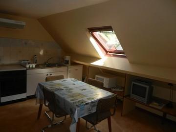 Location par mois: Studio - Denneville (25m²)